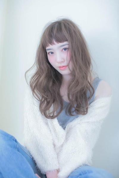 romantic curl